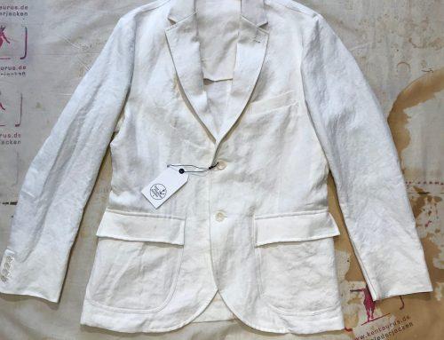East Harbour Surplus adam jacket white SS2018