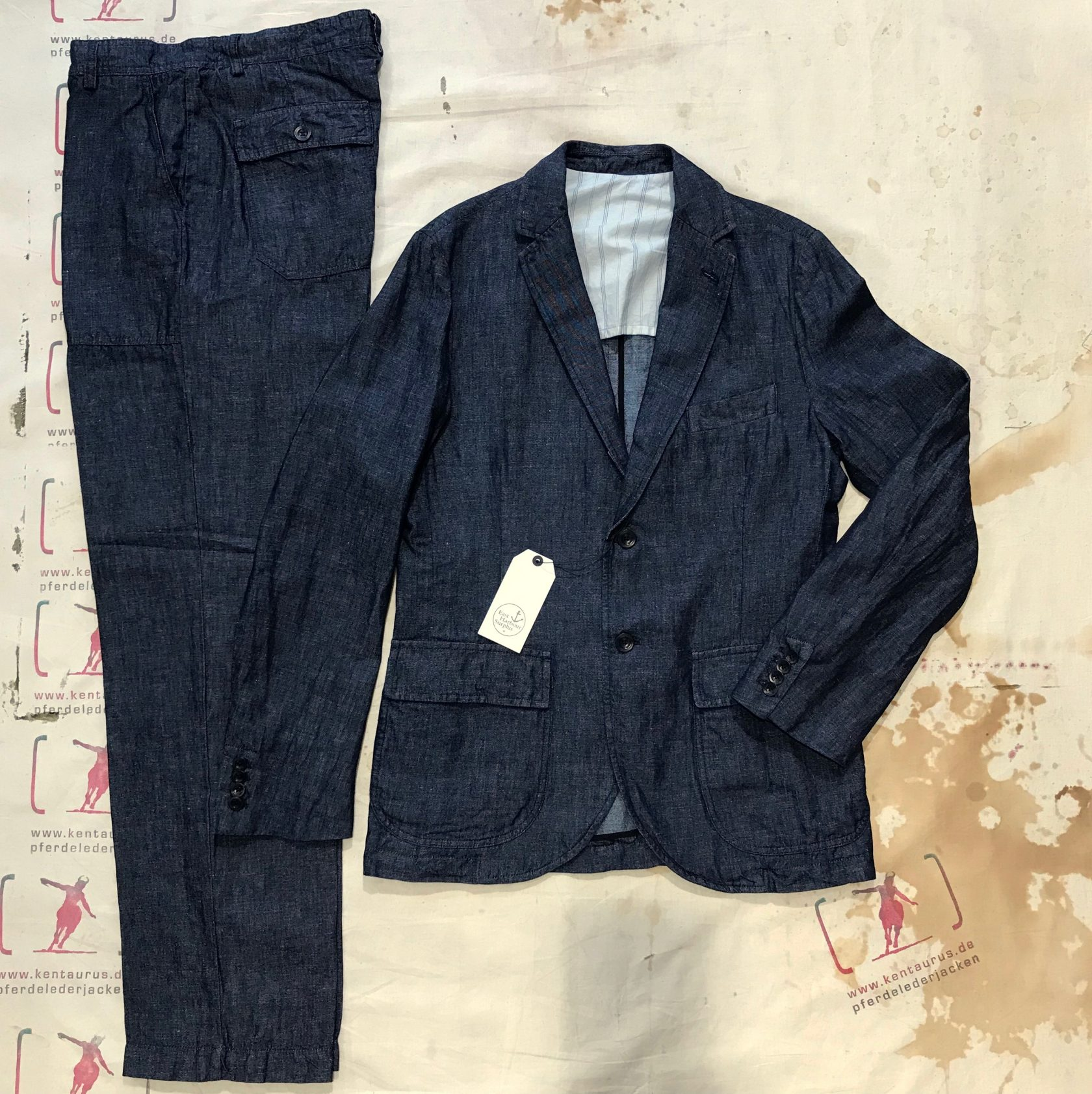 East Harbour Surplus 2 piece suit