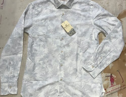 A.B.C.L. Japan: liberty flower shirt