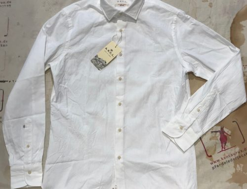 A.B.C.L. Japan: liberty shirt white
