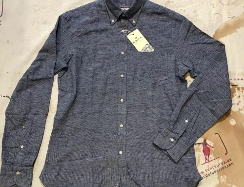 A.B.C.L. Japan: button down shirt