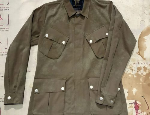 Nigel Cabourn nam field jacket