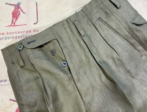 MotivMfg  dress trousers spence bryson herringbone irish linen