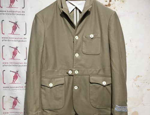 First Pat-rn cavalry jacket khaki