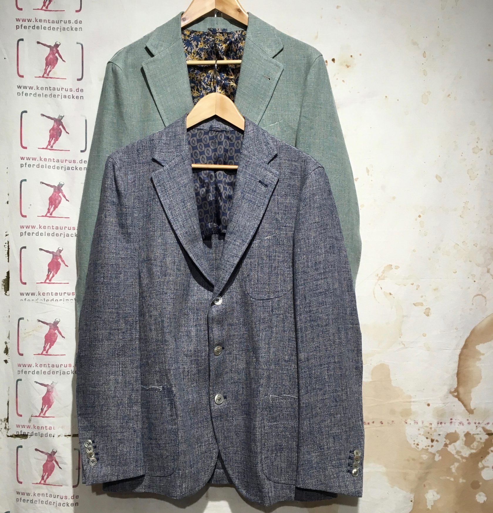 Piccolo Linen Jackets SS16