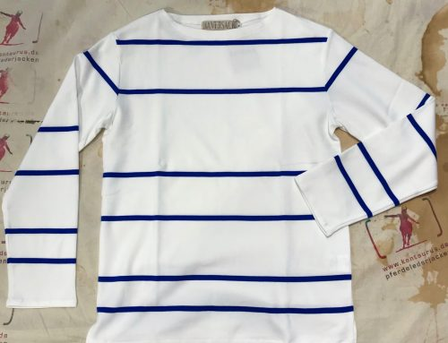 Haversack striped sweater