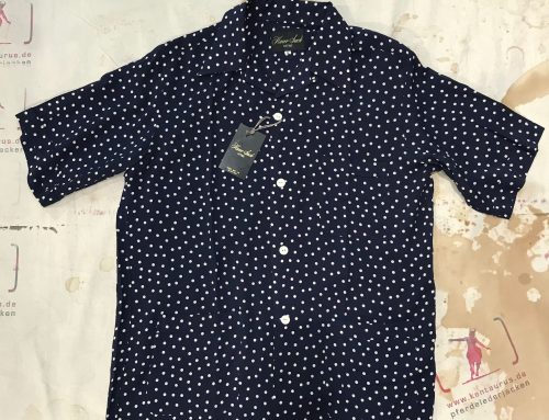 Haversack dot shirt