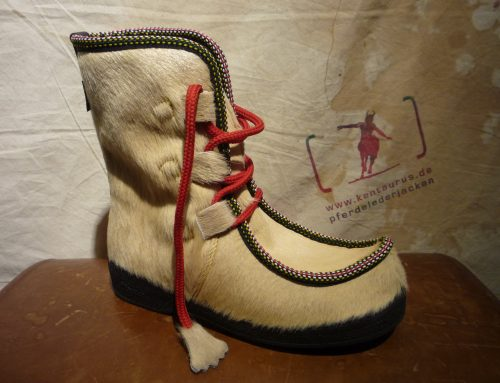 Penelope Chilvers Impossible Boot white