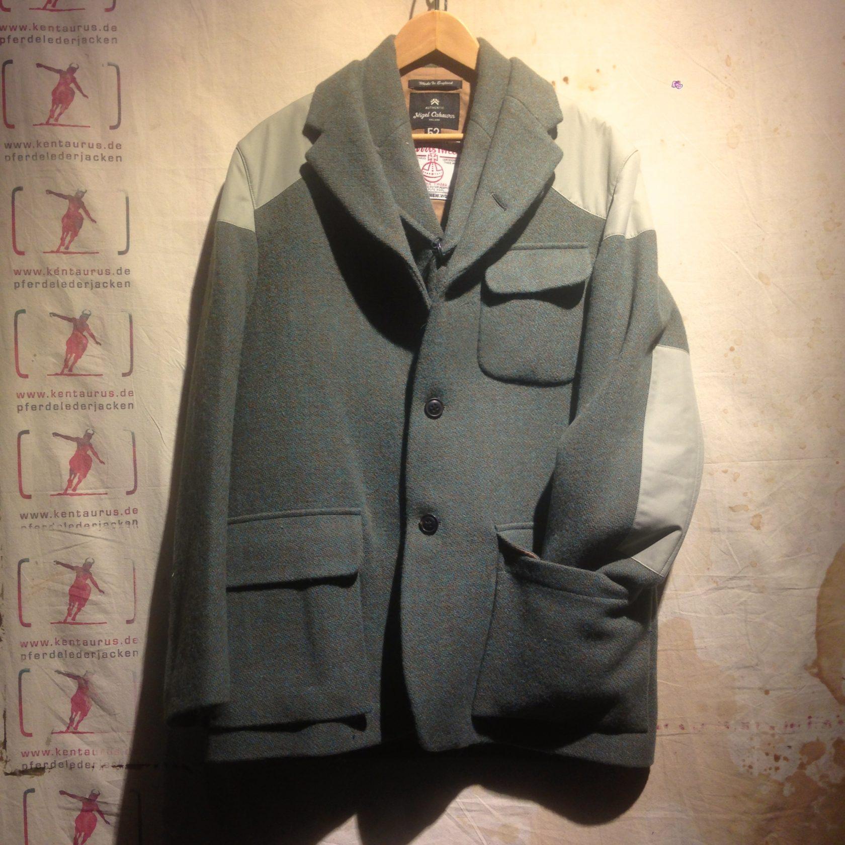 Nigel Cabourn mallory jacket
