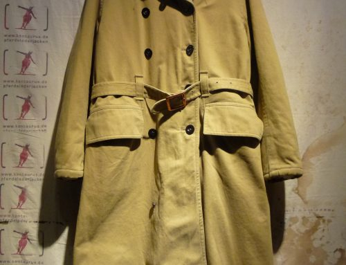 Private White`s Jeep Coat