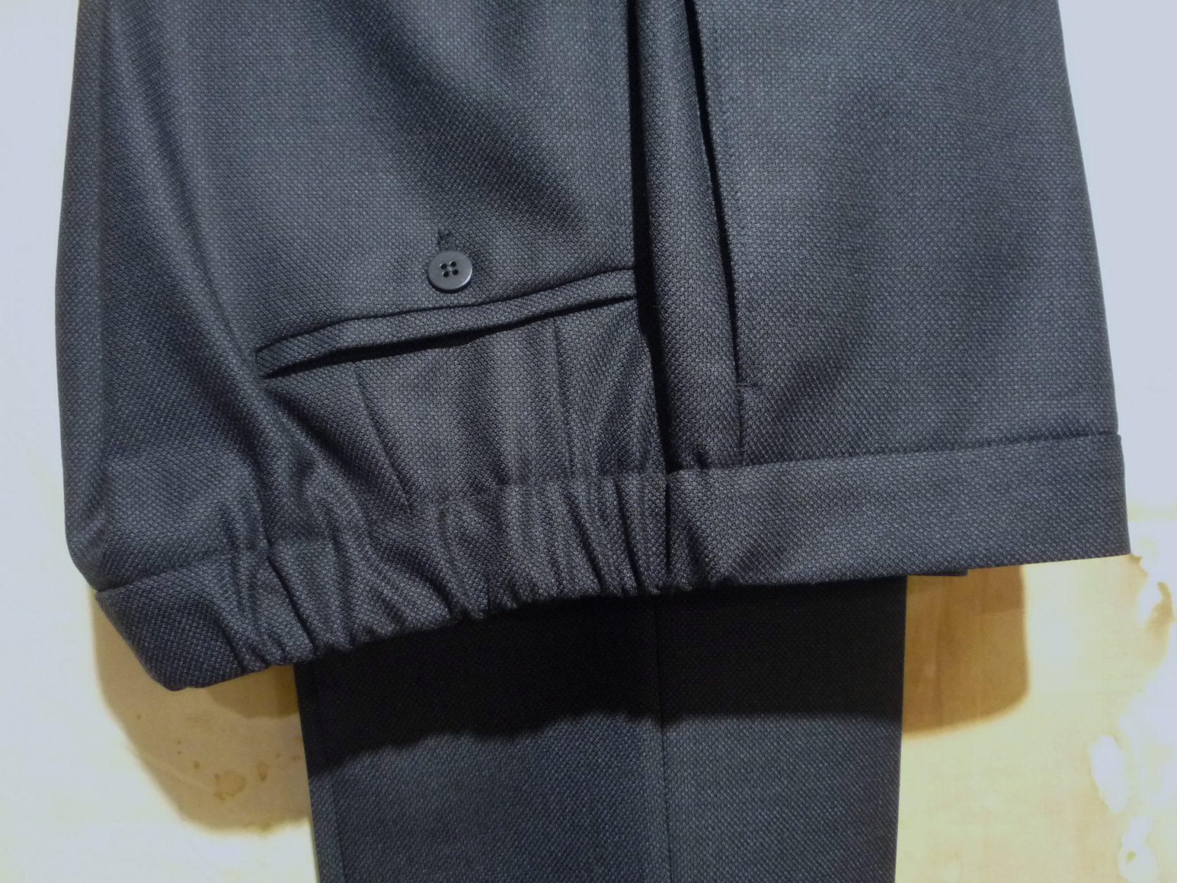 S.Piccolo suit pants