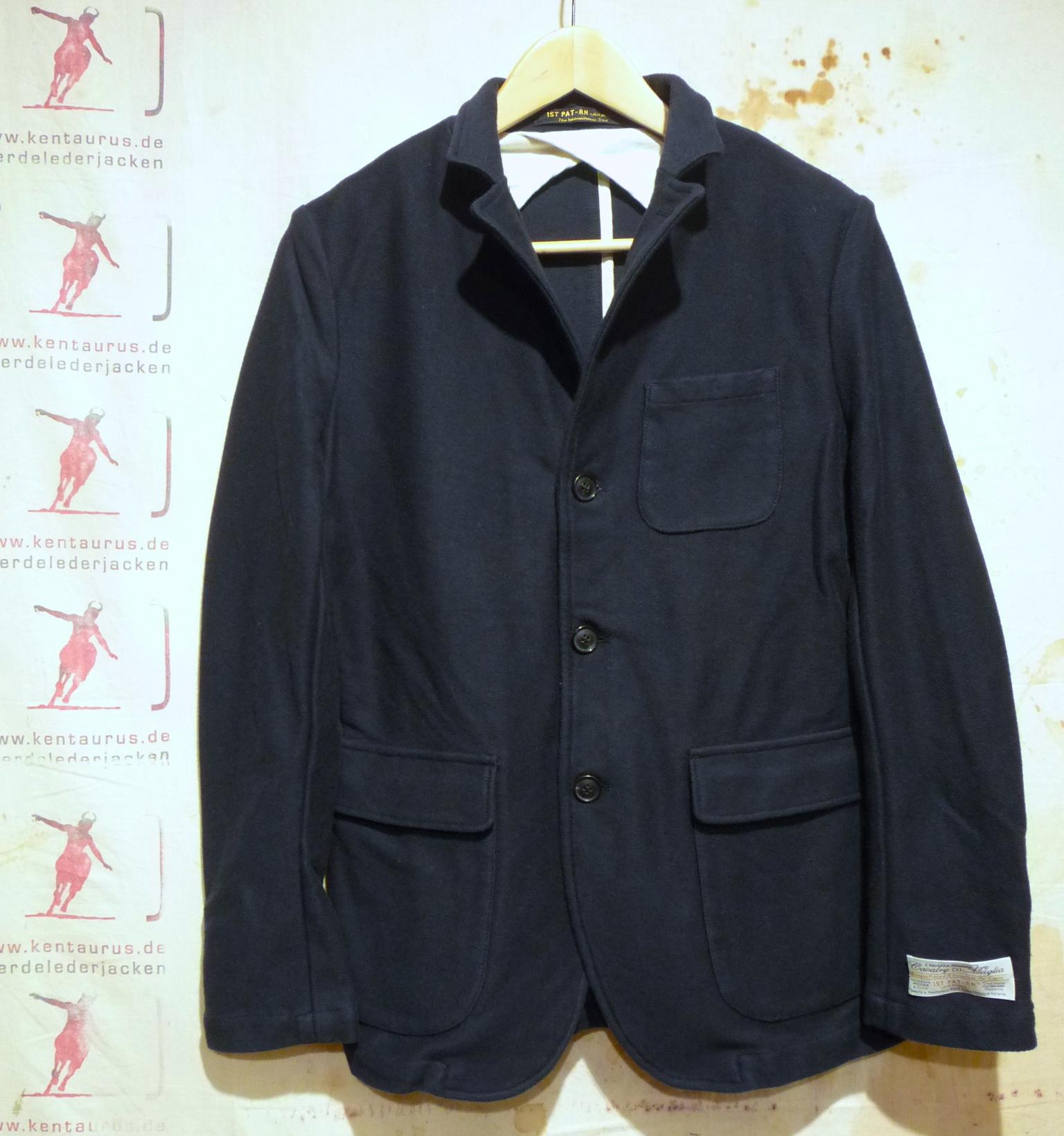 1st pat-rn campus jacket