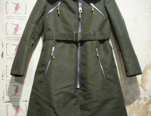 Nigel Cabourn Great Coat