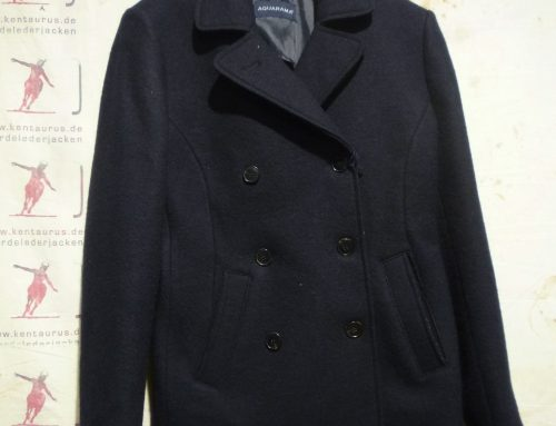 Aquarama Pea Coat