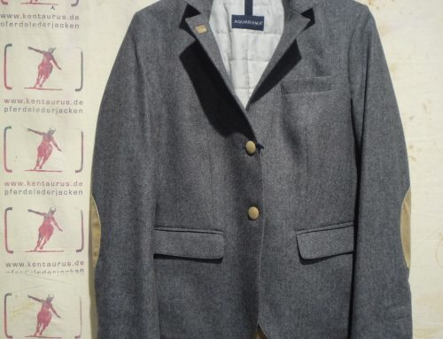 Aquarama wool jacket