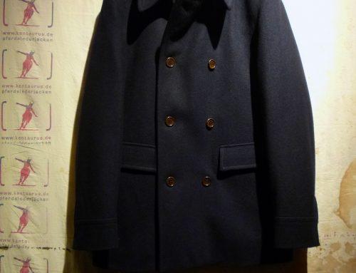 Crombie Pea Coat