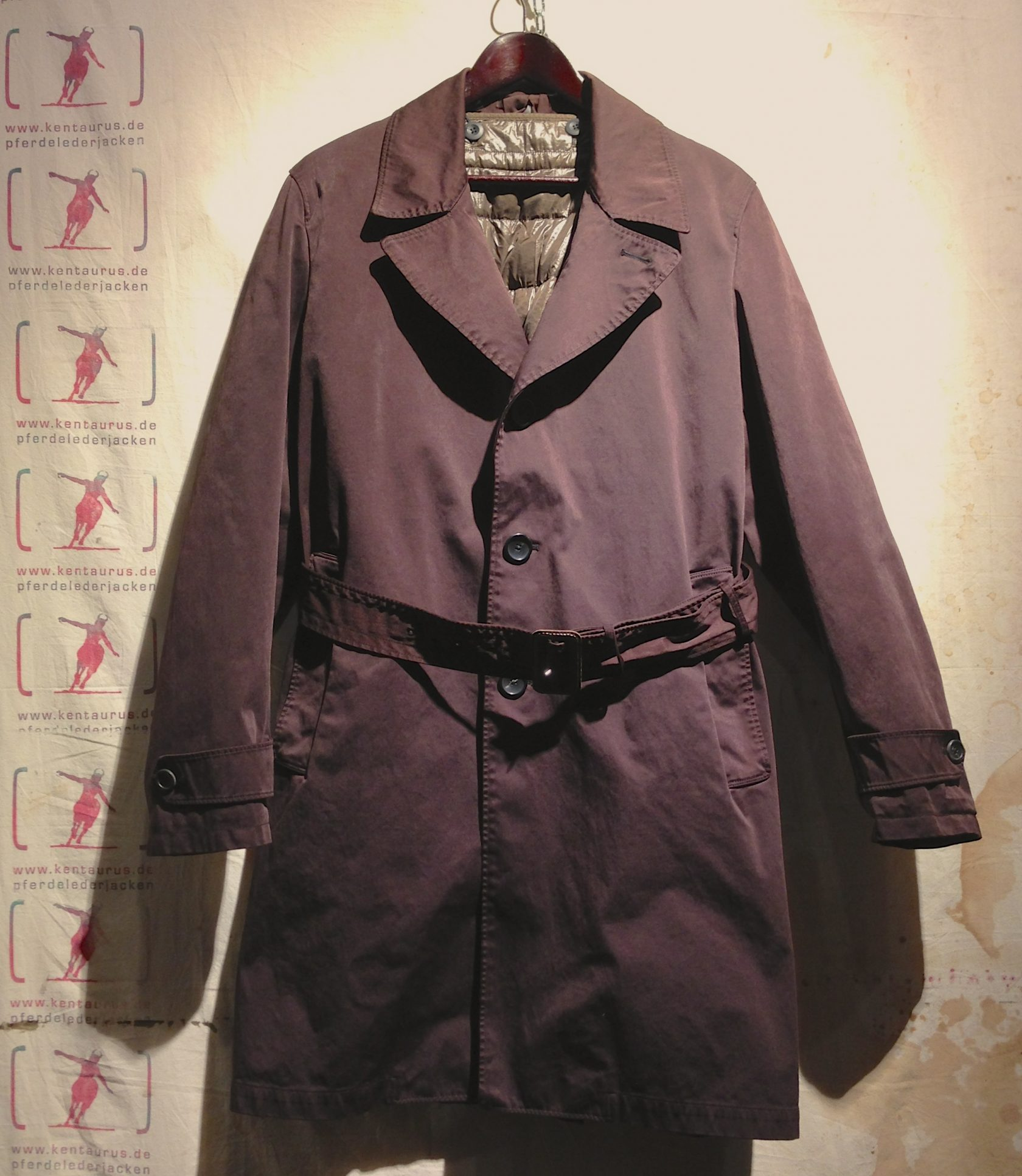 Ten C Raincoat