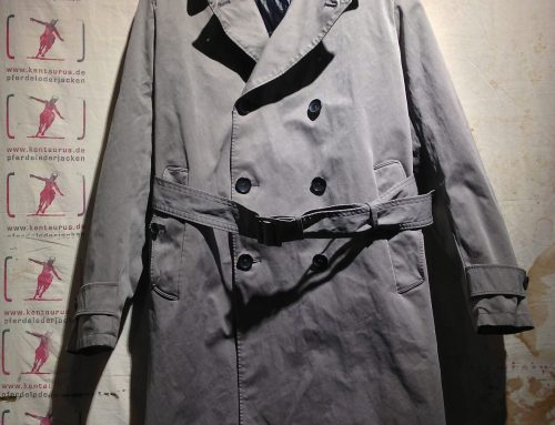 Ten C Trench Coat