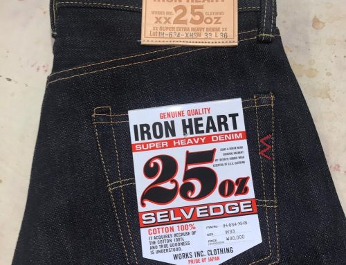 Iron heart IH-634-XHS 25 oz
