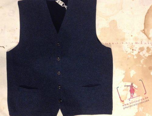 G.R.P. blue vest