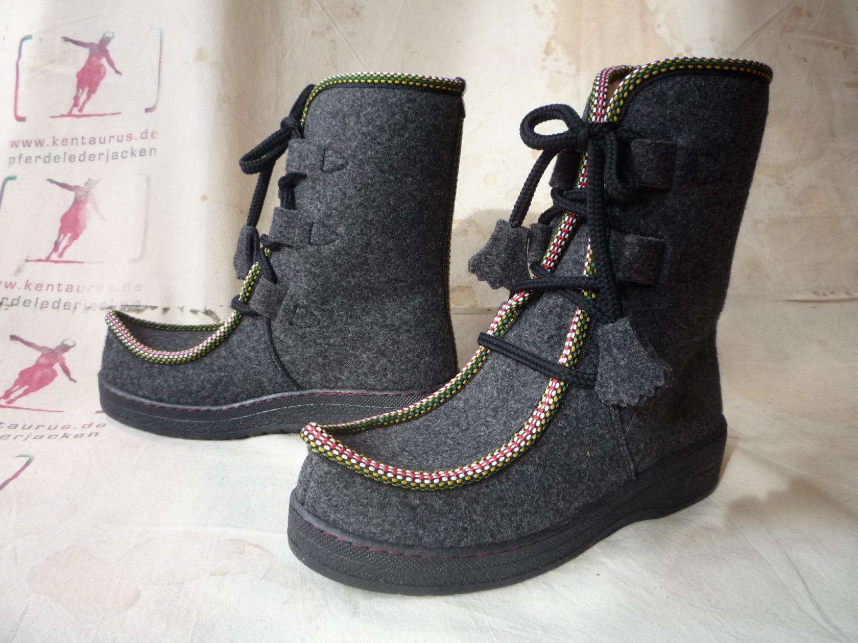Penelope Chilvers` Impossible Boot