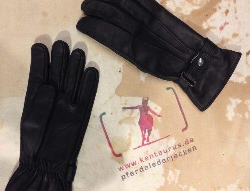 Eska Horsehide-Gloves