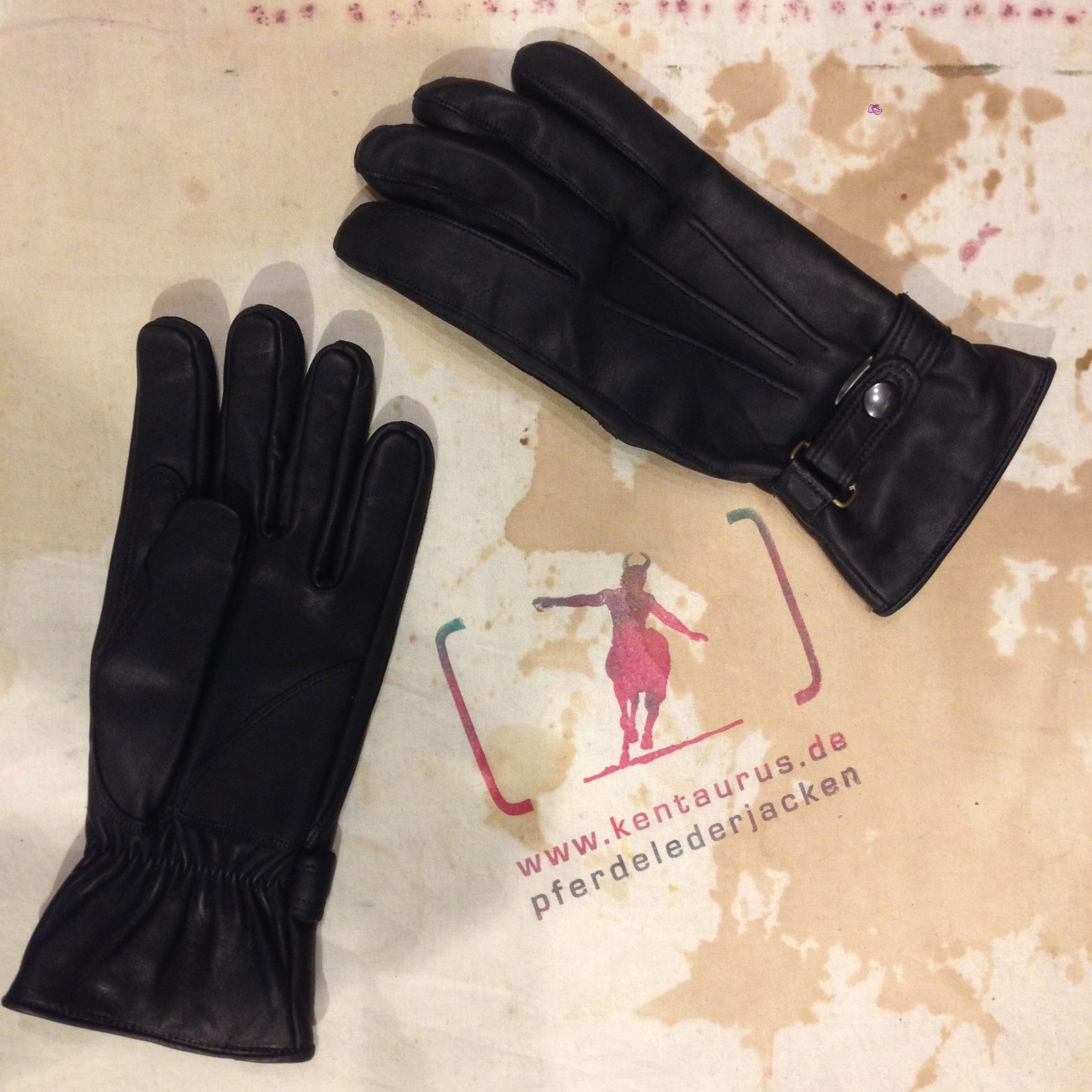 Eska Horsehide-Gloves