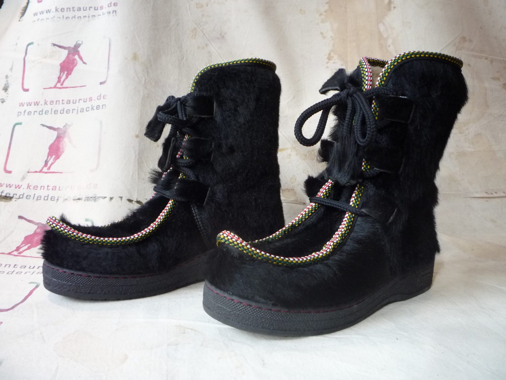 Penelope Chilvers` Impossible Boot black