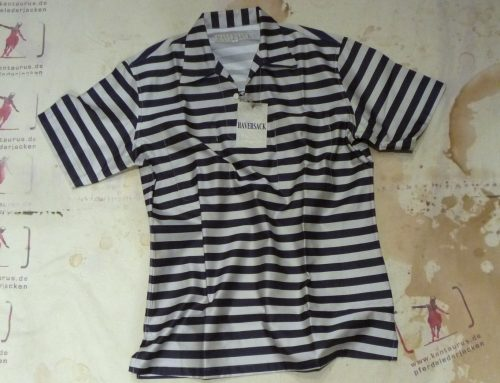 Haversack striped shirt