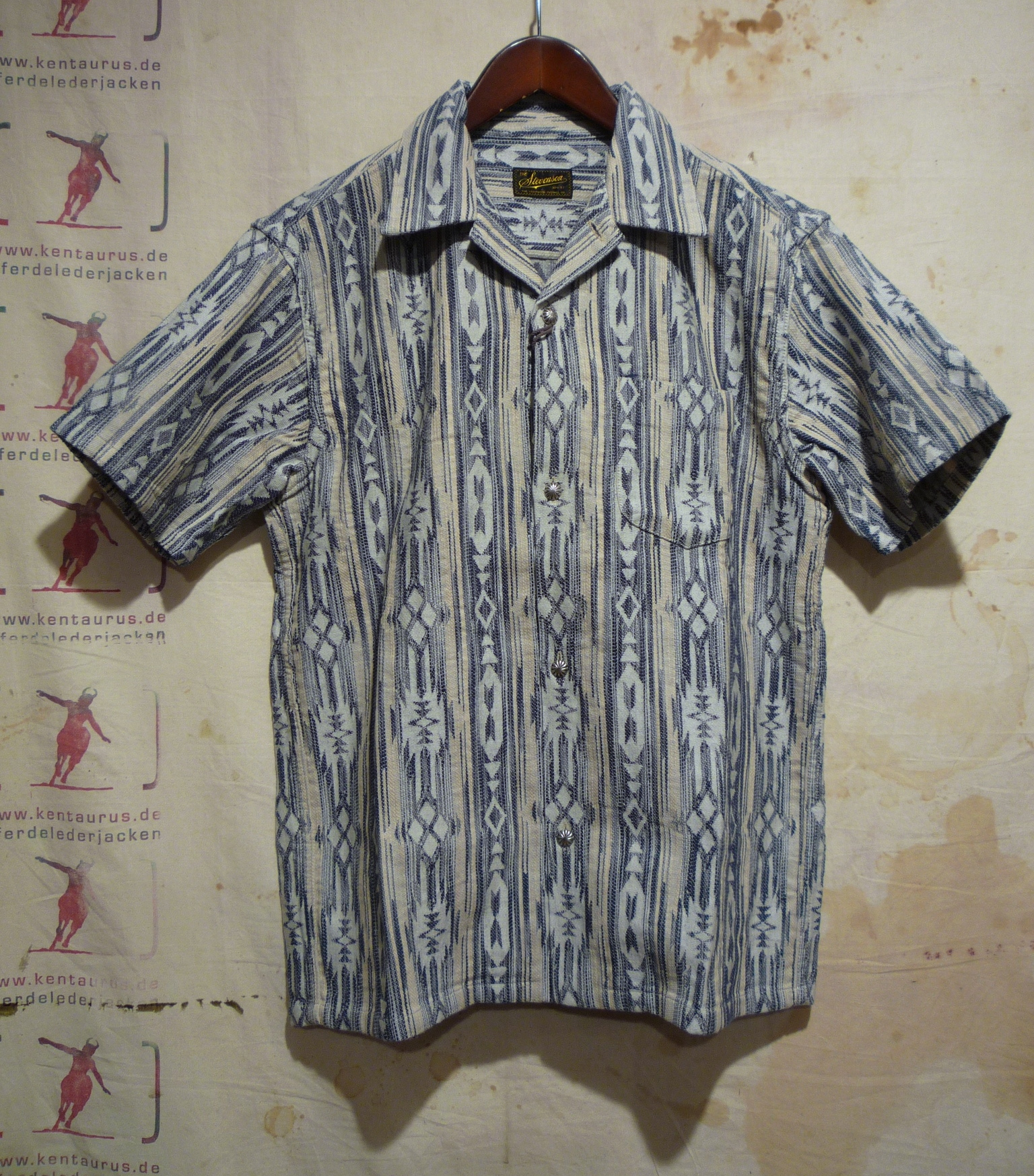 Stevenson Overall shirt