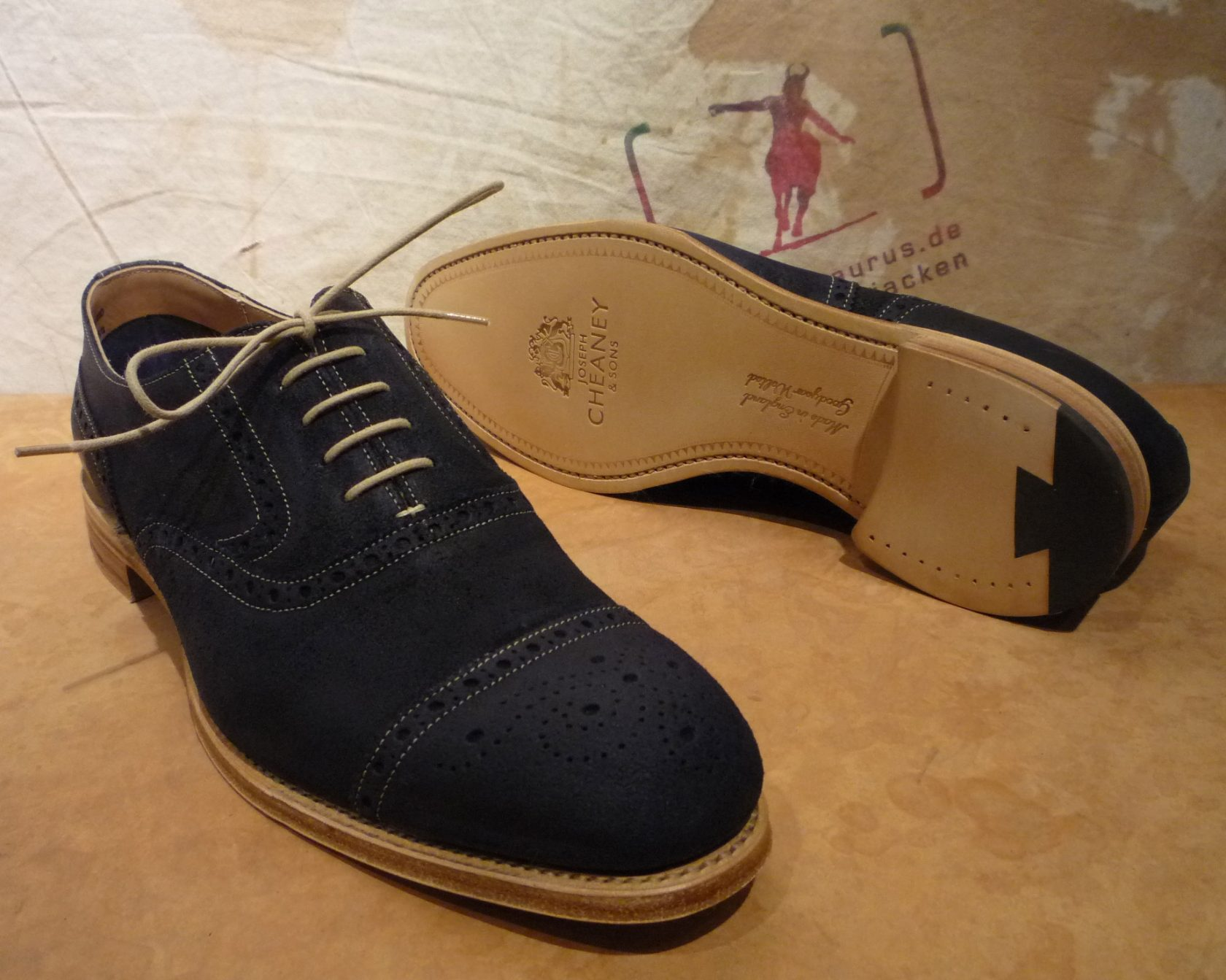 Cheaney`s Sidney
