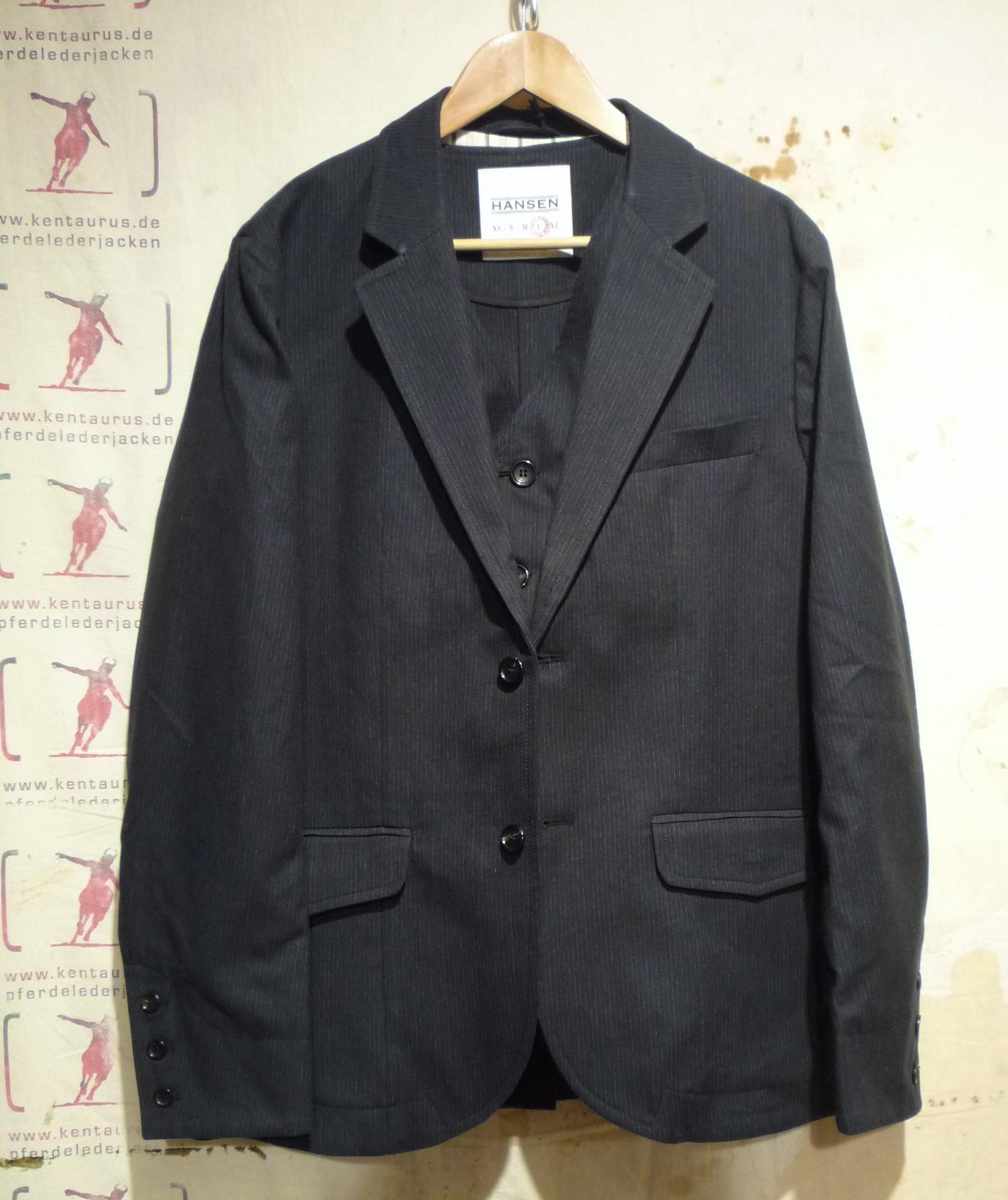Hansen cotton 3piece suit