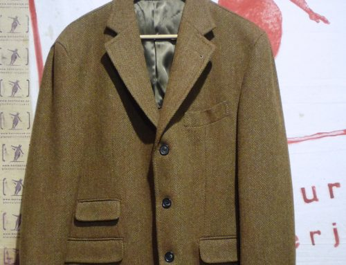 S.Piccolo Tweed Jacket